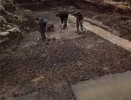 "Excavating the Roman Road ""Stane Street"""